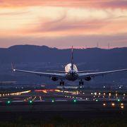 迫力ある飛行機が見られる絶景ポイント