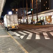 宮崎のメインストリート
