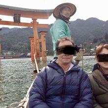 宮島遊覧観光