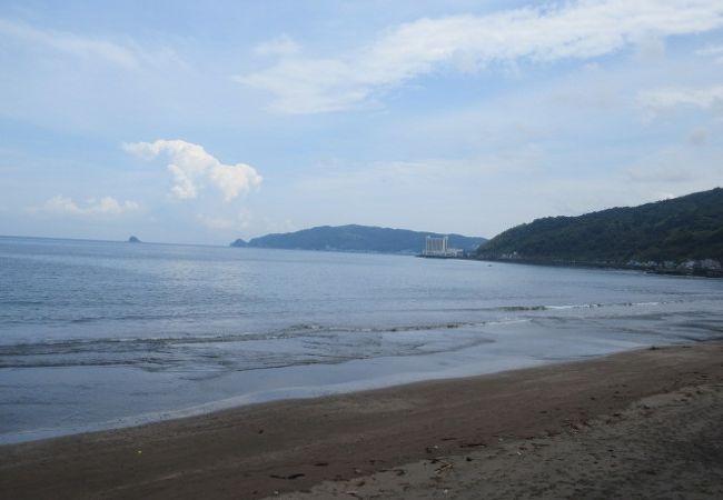 宇佐美海岸