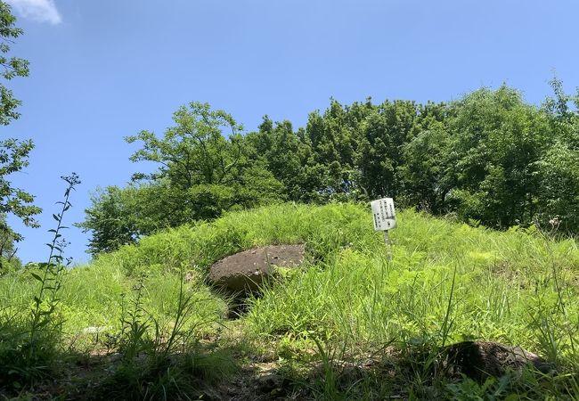 北山古墳(群馬県太田市)