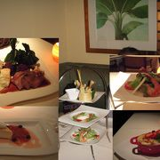 ヒルトン・ハワイアン・ビレッジ・ワイキキ・ビーチ・リゾート内にあるステーキハウス&シーフードレストランです。