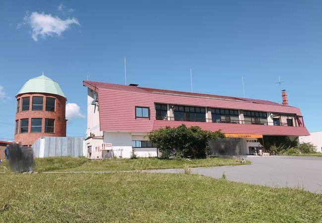 サイロ展望台