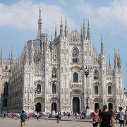 ミラノ大聖堂 ドゥオーモ