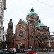 とても美しい教会