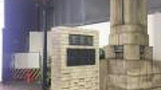煉瓦銀座の碑