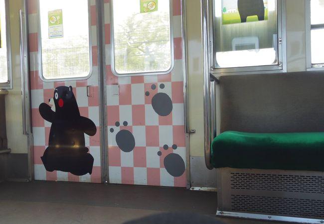 路線バス (熊本電鉄バス)