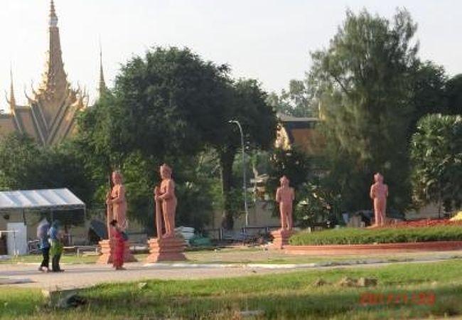 プノンペン国立博物館