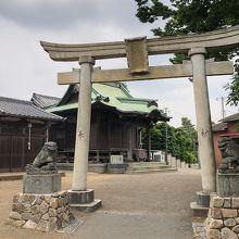 御霊神社 (羽鳥神社)