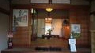 五個荘近江商人屋敷藤井彦四郎邸