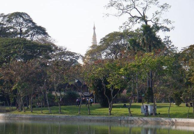 ガンドージー公園