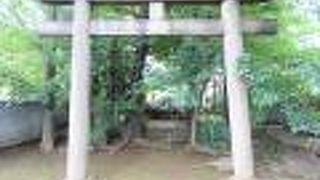賀茂真淵の墓