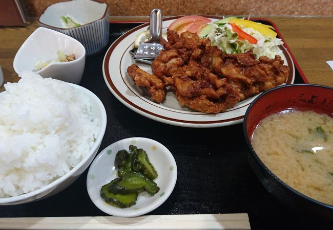 JR山形駅に近い食堂