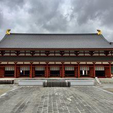 薬師寺大講堂