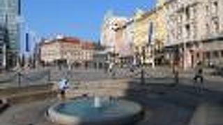 マンドゥシェヴァツの噴水