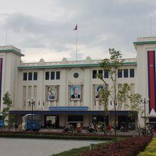 プノンペン 鉄道駅