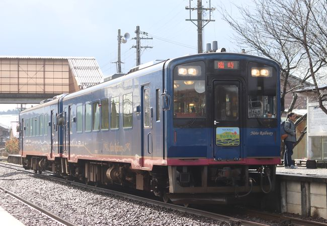 のと鉄道観光列車 里山里海号