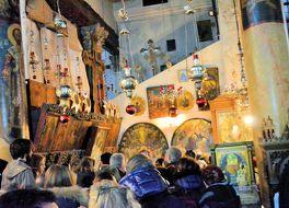 降誕教会 (聖誕教会) / イエスの生誕地: ベツレヘムの聖誕教会と巡礼の道