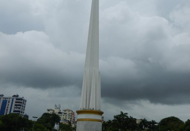 独立記念塔