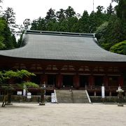 釈迦堂が中心の延暦寺西塔伽藍