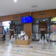 秋田駅から空港まだはバスで40分程度です。