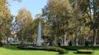 ズリニェヴァツ公園