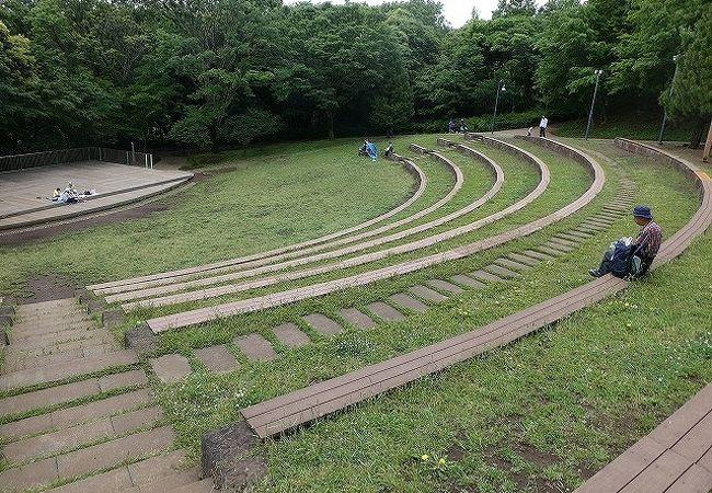 横浜郊外にでっかい自然