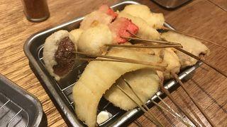 串かつ でんがな スカイタウン成田店