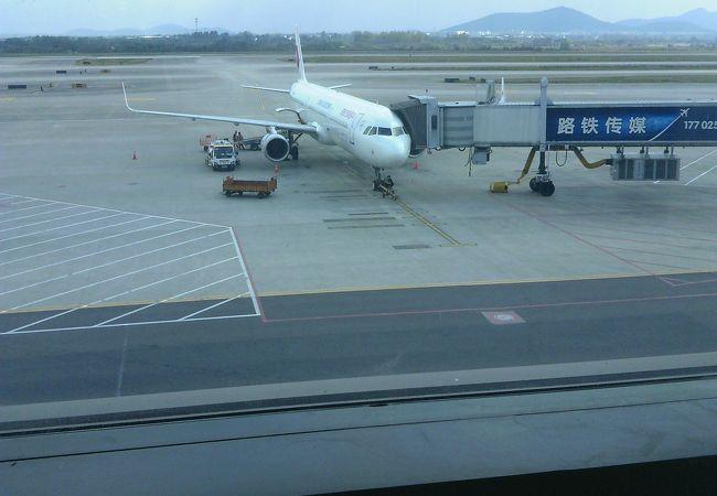 南京禄口国際空港 (NKG)
