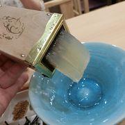 富士の湧水で作ったところてんは本当にお勧めです