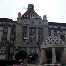 ダヌビアス ホテル ジェラート