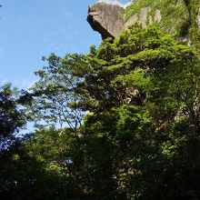 鋸山日本寺展望台