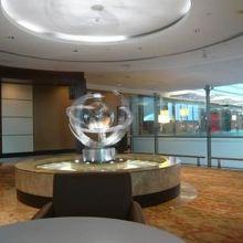 エミレーツ航空 ターミナル3 コンコースA ビジネスクラスラウンジ