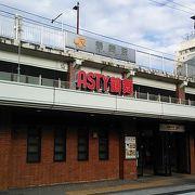 小規模ですが時間がない時には便利な鶴舞駅のエキナカ