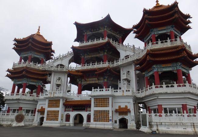 主普壇 (中元祭祀文物館)
