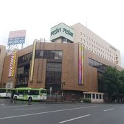 盛岡駅ビルです。