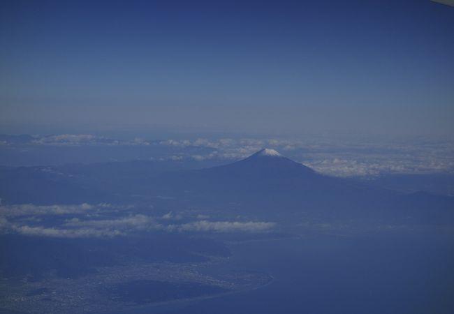 王道の富士山