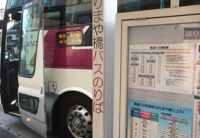 はりまや橋停留場 (はりまや橋駅)