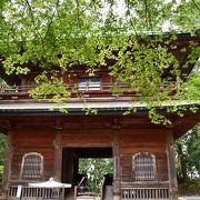 比叡山全体が延暦寺です