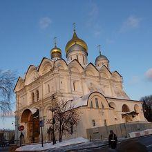 アルハンゲルスキー聖堂