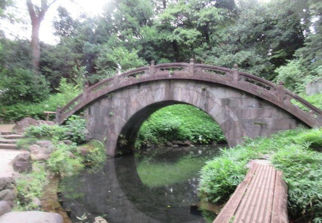 小石川後楽園 円月橋