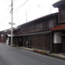 大慈寺 鉈屋町界隈