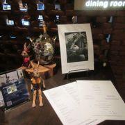 ハイアットリージェンシー箱根のフレンチレストラン「ダイニングルーム -ウェスタンキュイジーヌ」