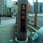 川幅の広い信濃川に掛かっている橋です。