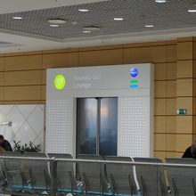 S7ビジネスラウンジ (ドモジェードボ空港)
