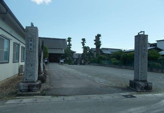 北上駅から北東のエリアにあります。