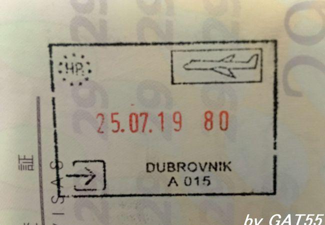 ドゥブロブニク空港 (DBV)