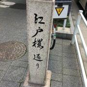 東京の桜のちょっとした名所