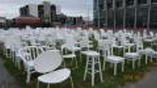 追悼の椅子