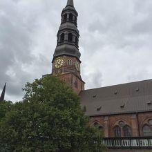 聖カタリーネン教会
